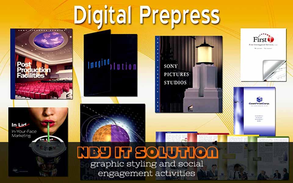 Digital Pre-Press Services