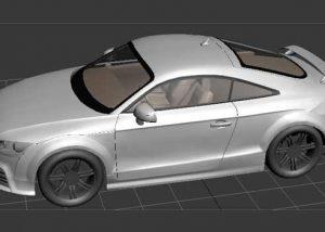 3d-car-modeling
