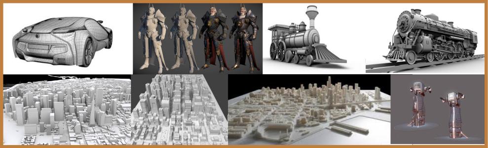 3D Modellering en Rendering diensten in Nederland