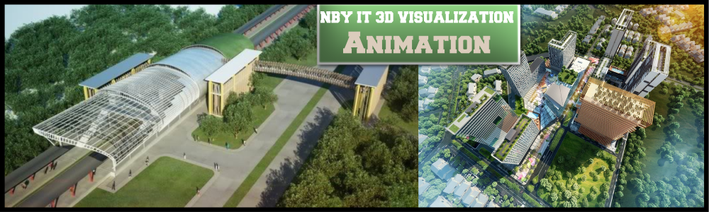 3d visualization and animation services