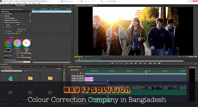 Colour Correction Service