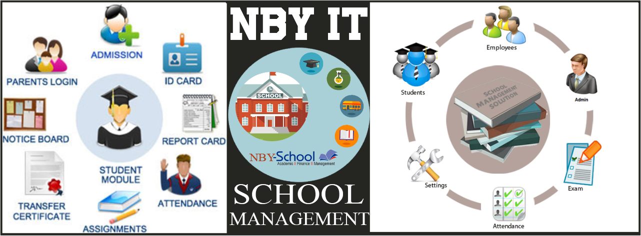 NBY IT Solution | Online School Management