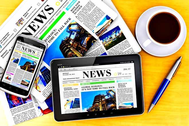 Newspaper CMS Software Service