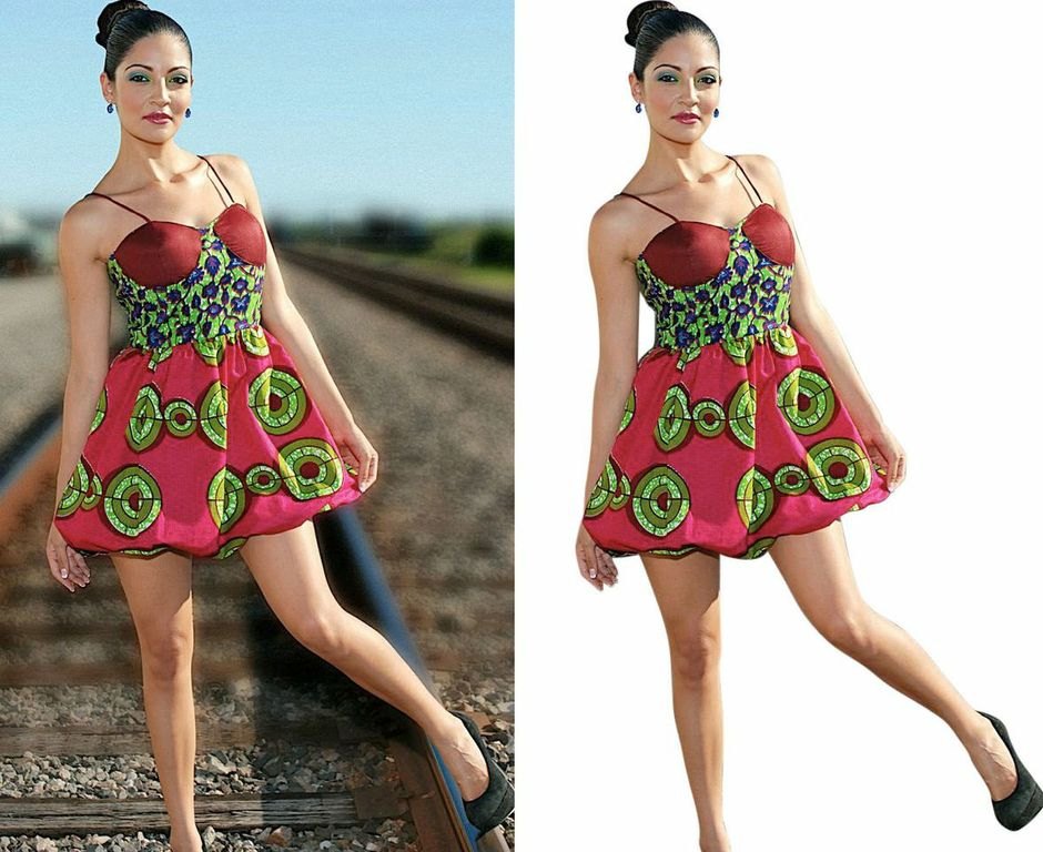 NBYIT Best clipping path service