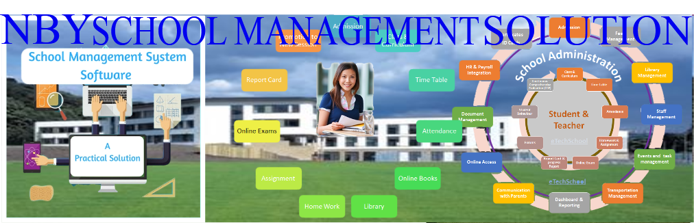 NBY school management solution