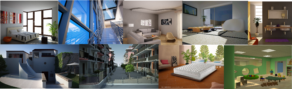 architectural 3d modeling services