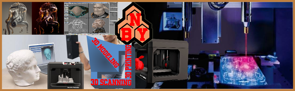 3D Scanning modeling printing services
