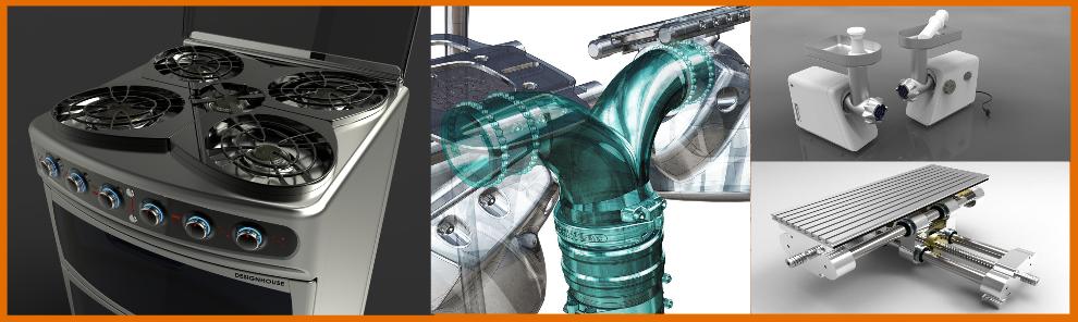 Industrial design 3d modeling services for Industrial design services