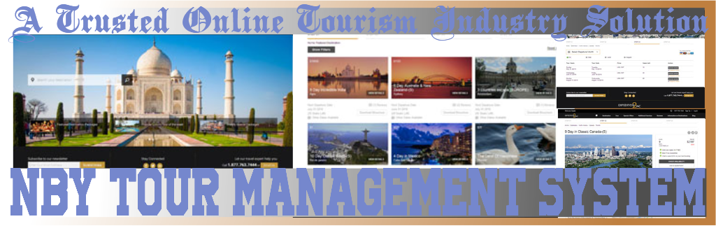 Tour Management System