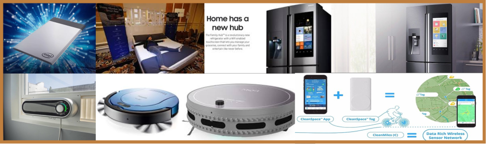 7 household devices that will appear on the market in 2018