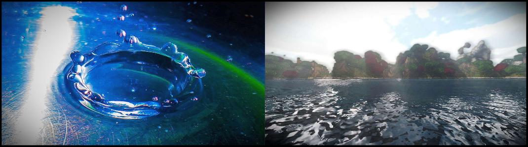 Create realistic fluids in 3d